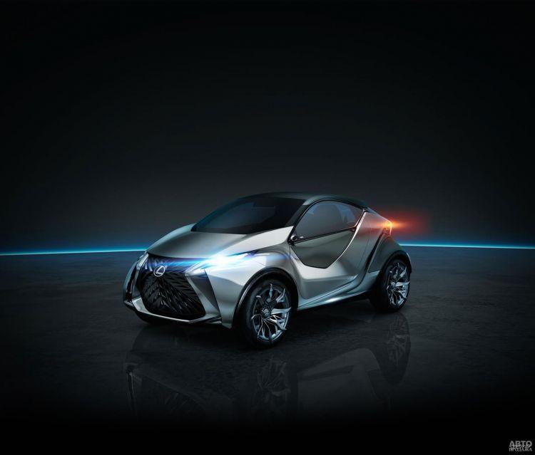 Первый электромобиль Lexus будет компактным хетчбэком