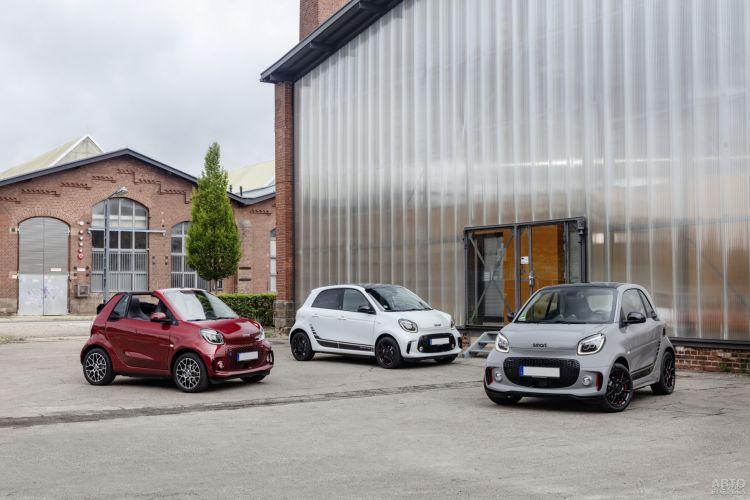 Smart EQ: модернизация