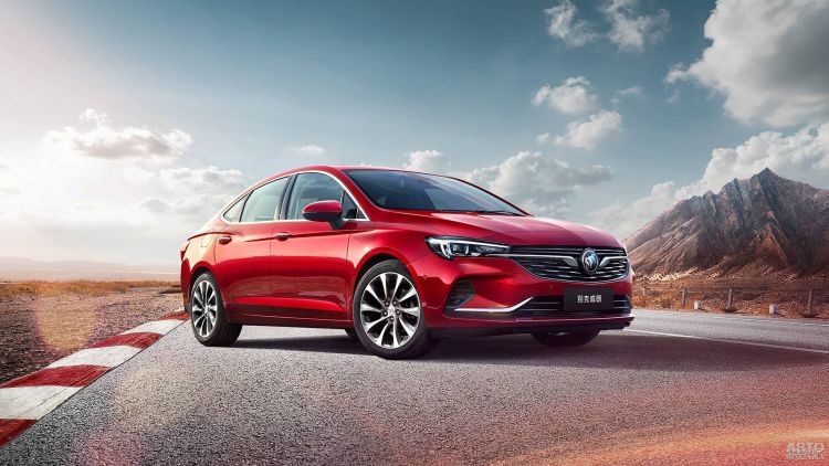 Buick Verano: премиальный брат Opel Astra