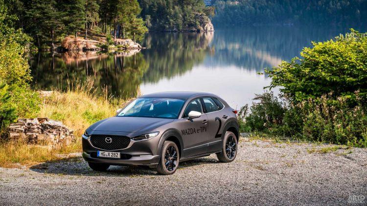 Первый электромобиль Mazda покажут на автошоу в Токио