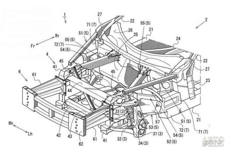Mazda разрабатывает роторное купе