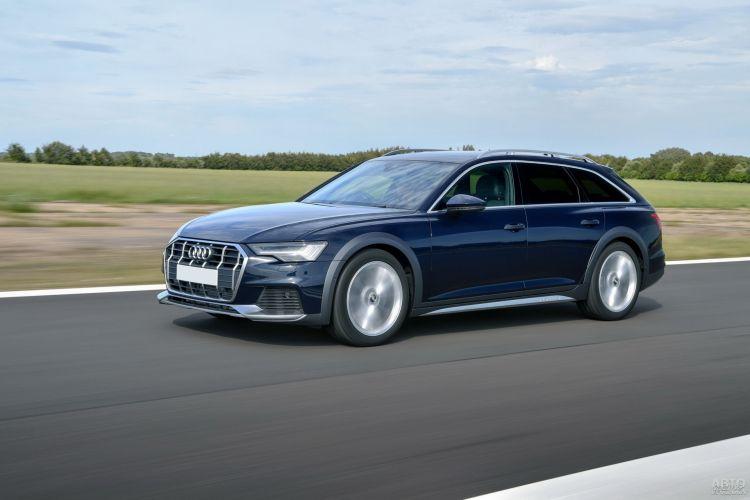 Audi A6 Allroad Quattro: универсал, который не боится бездорожья