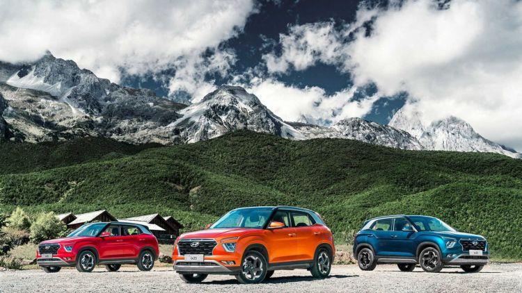 Hyundai Creta: смена поколений