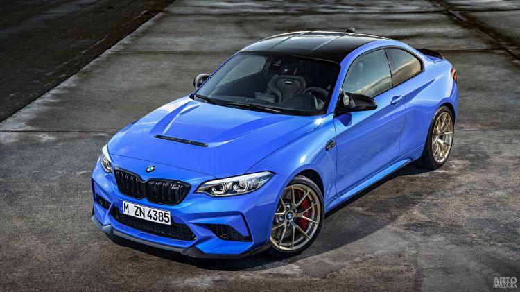 BMW M2 получит заряженную версию