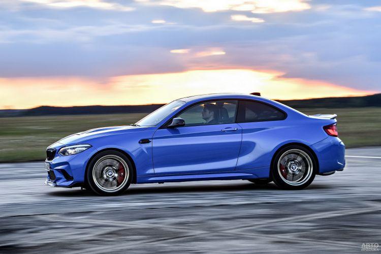 BMW M2 CS: прощальная версия