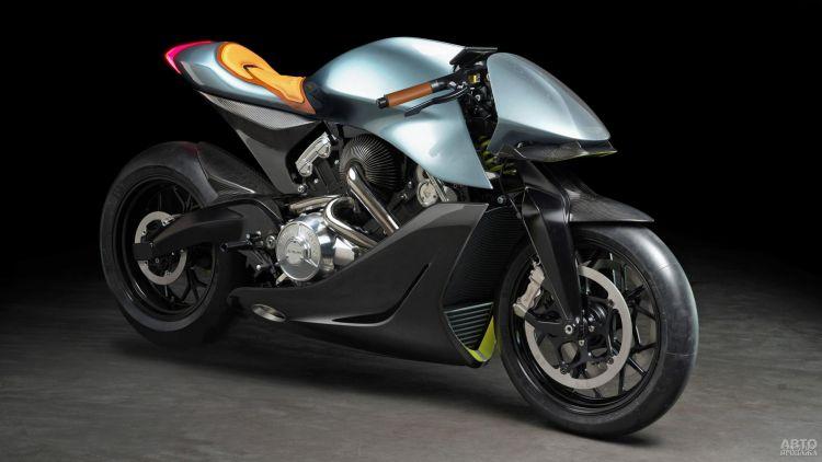 Aston Martin выпустит мотоцикл