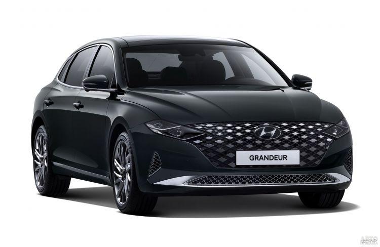Hyundai Grandeur: основательная модернизация