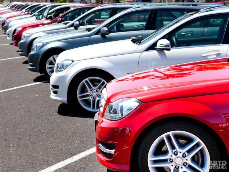 Рынок б/у авто в Украине снова вырос