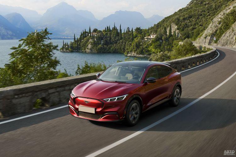 Ford Mustang Mach-E: новый этап