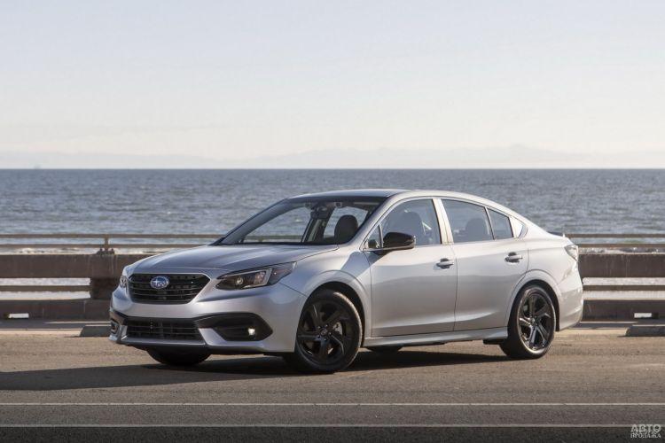 Subaru Legacy: седьмая глава