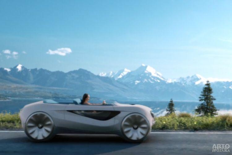 Honda представила автомобиль с автопилотом и без педалей