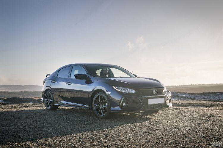 Honda Civic: скромные перемены