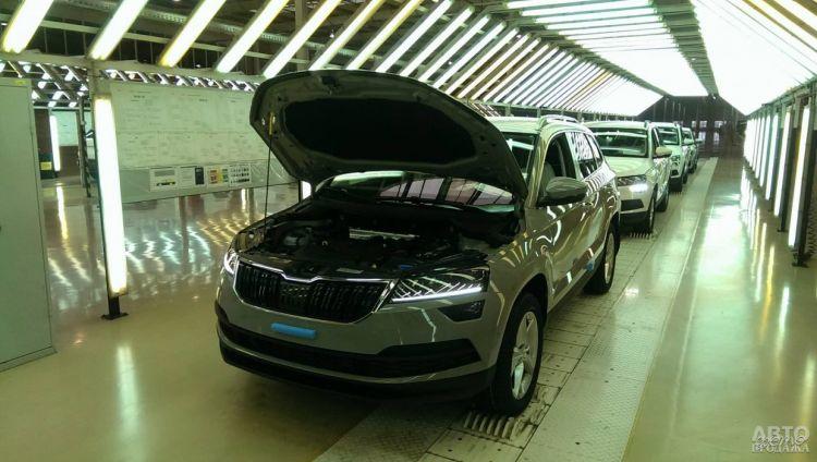 Украинское автопроизводство работает лишь на 2% своих возможностей