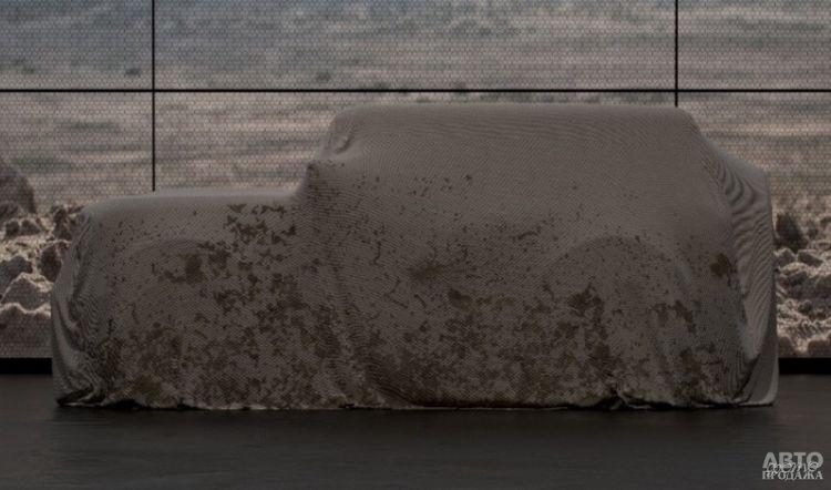 Новый Ford Bronco покажут в Нью-Йорке