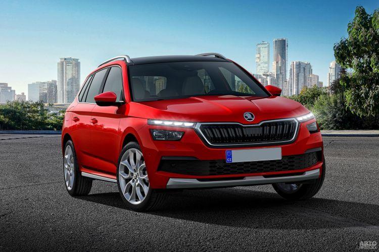 Honda HR-V, Renault Captur и Skoda Kamiq: небольшие вседорожники для города