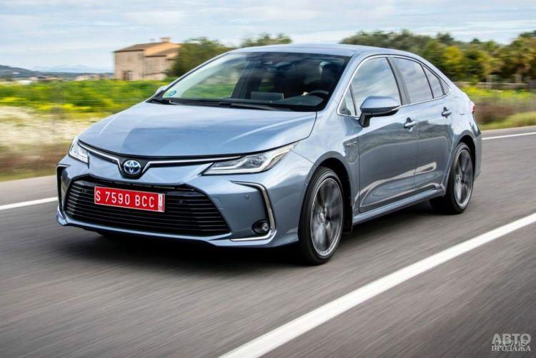 Самые популярные модели авто в мире за 2019 год