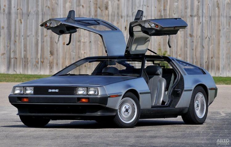 Знаменитый DeLorean DMC-12 возвращается