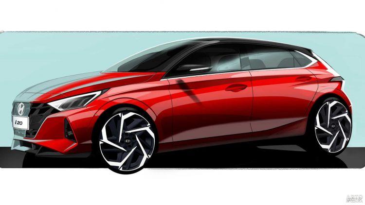 Новый Hyundai i20 представят в Женеве