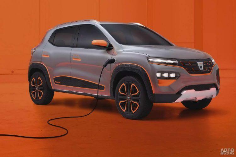 Renault привезет в Европу доступный электромобиль