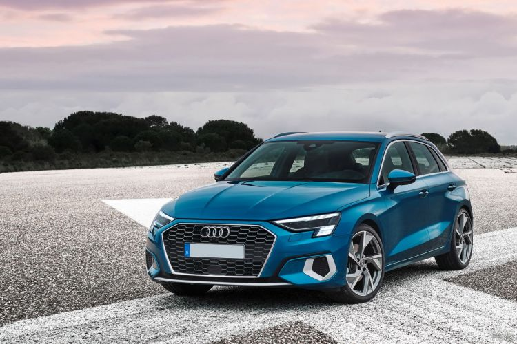 Audi A3: четвертая глава