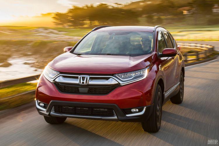 Honda CR-V, Subaru Forester и Toyota RAV4: японский взгляд на вседорожники