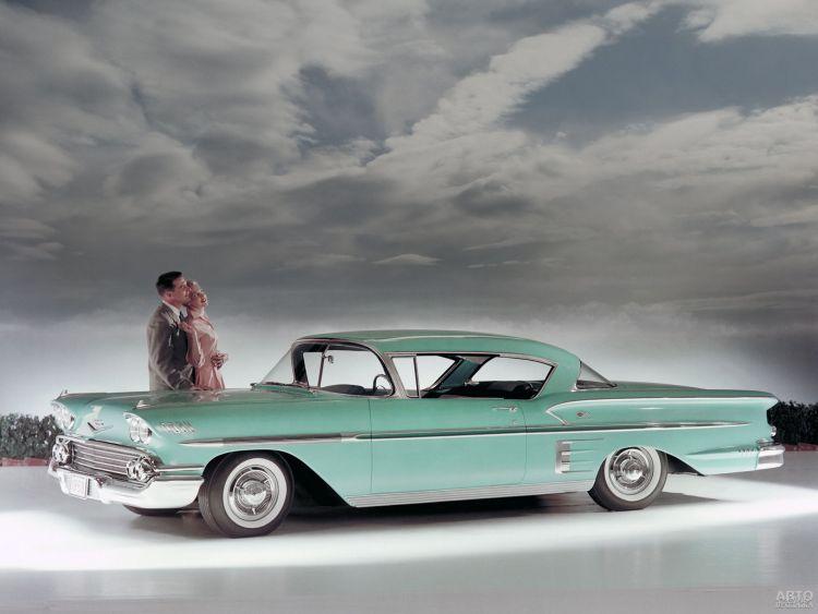 Chevrolet Impala: прощание с американской легендой
