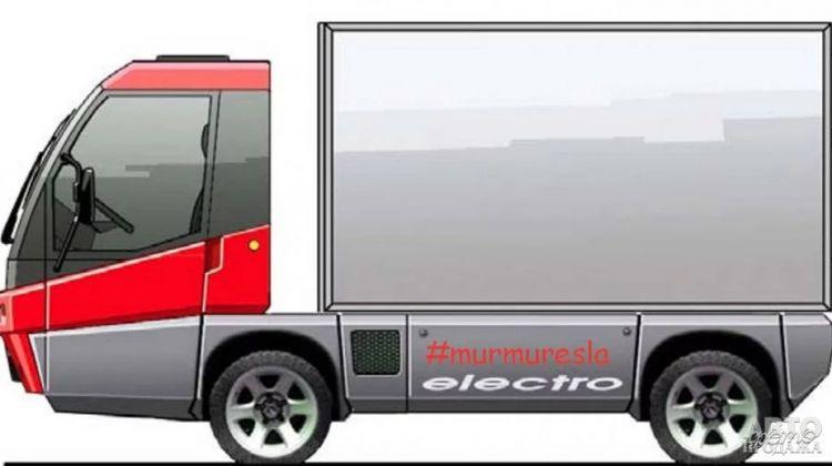 В Украине планируют выпускать электрические грузовики