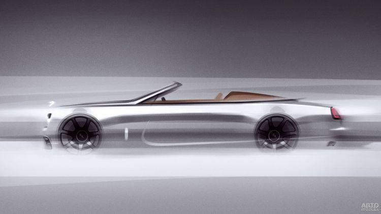 Rolls-Royce готовит спортивный кабриолет