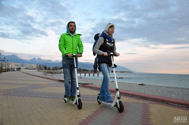 В ПДД Украины внесут новый вид транспорта