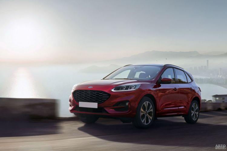 Ford Kuga: третье поколение