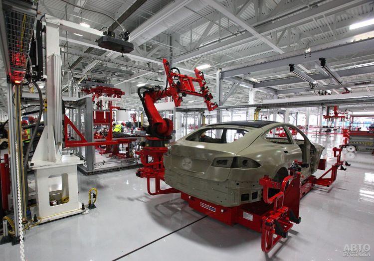 Tesla начинает выпуск аппаратов искусственного дыхания