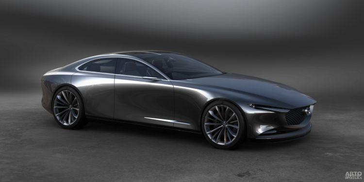 Новая Mazda 6 радикально изменится