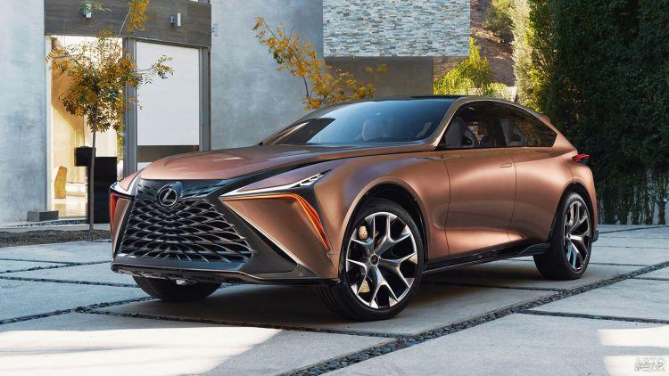 Lexus готовит новый флагманский вседорожник