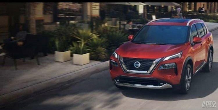 Новый Nissan X-Trail рассекречен