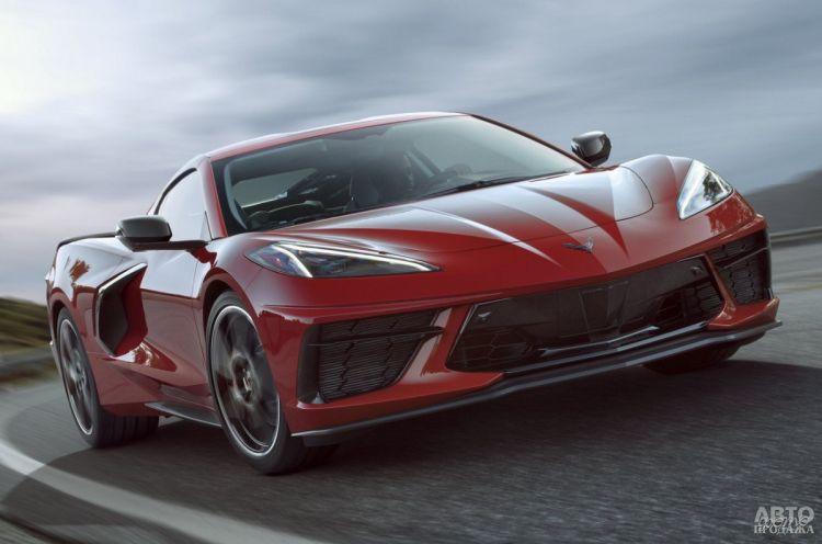 Chevrolet Corvette получит новые заряженные версии
