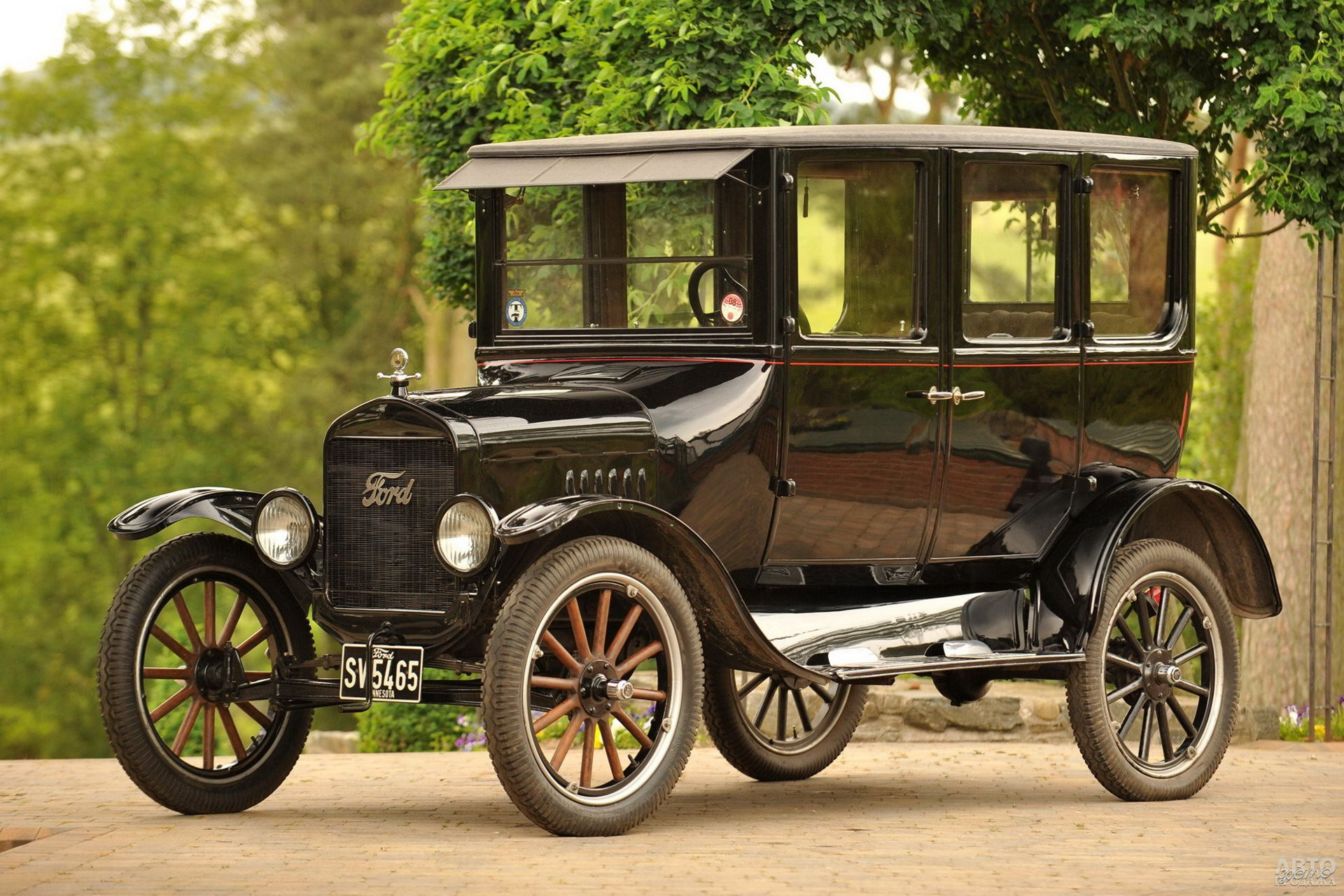 Ford T 1924 года