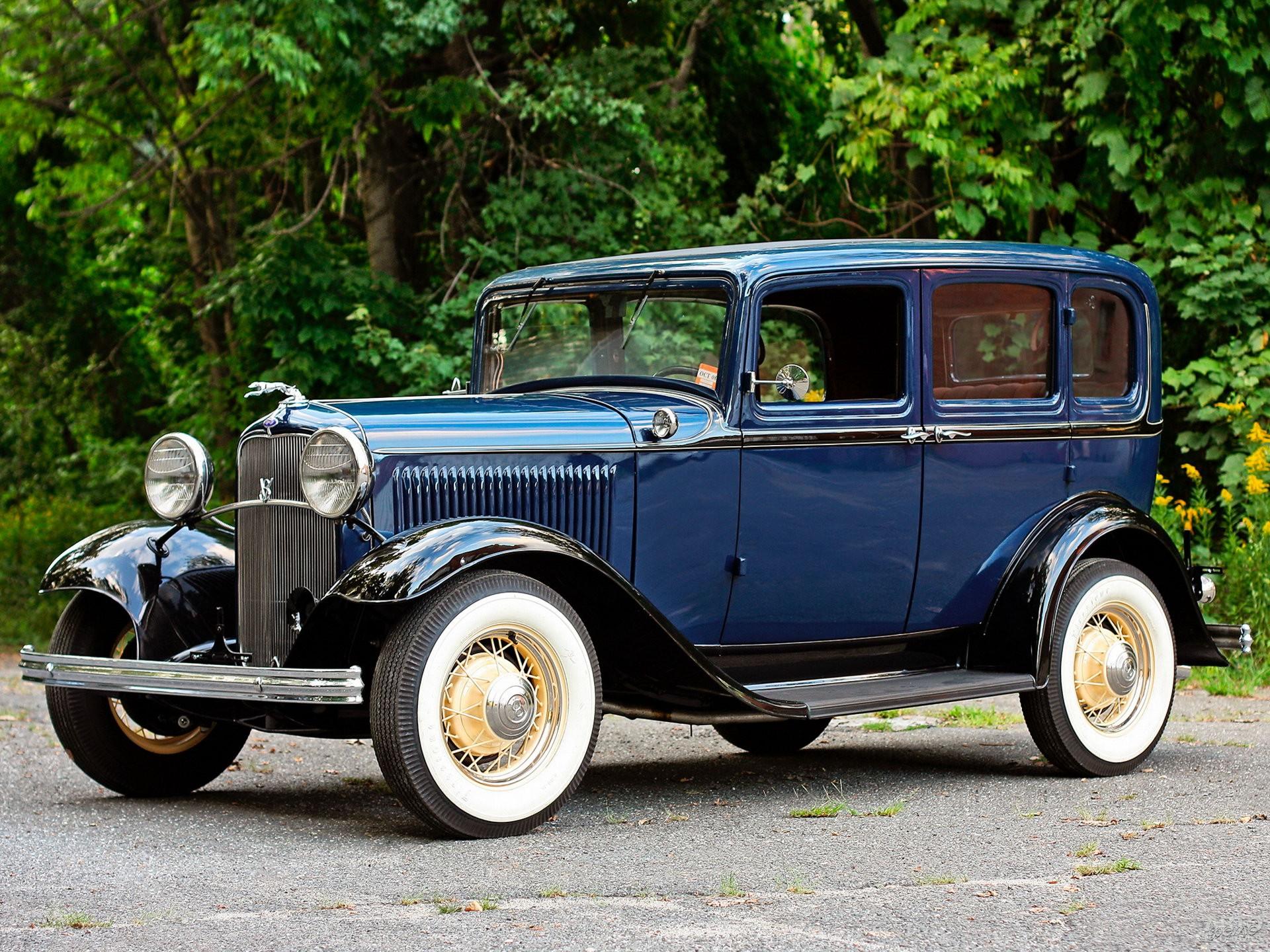 Ford V8 1932 года