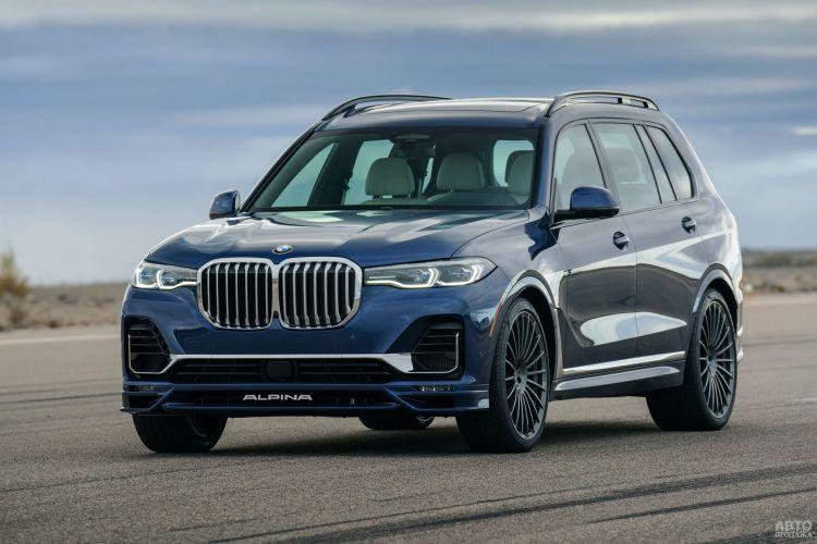 BMW X7 получил заряженную версию