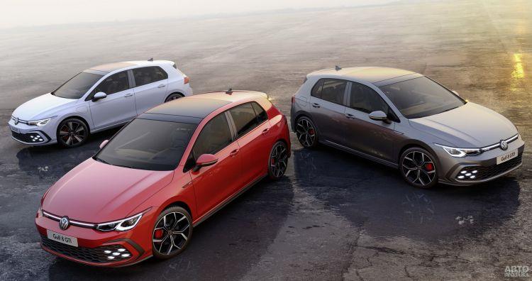 Volkswagen Golf GTI: смена поколений