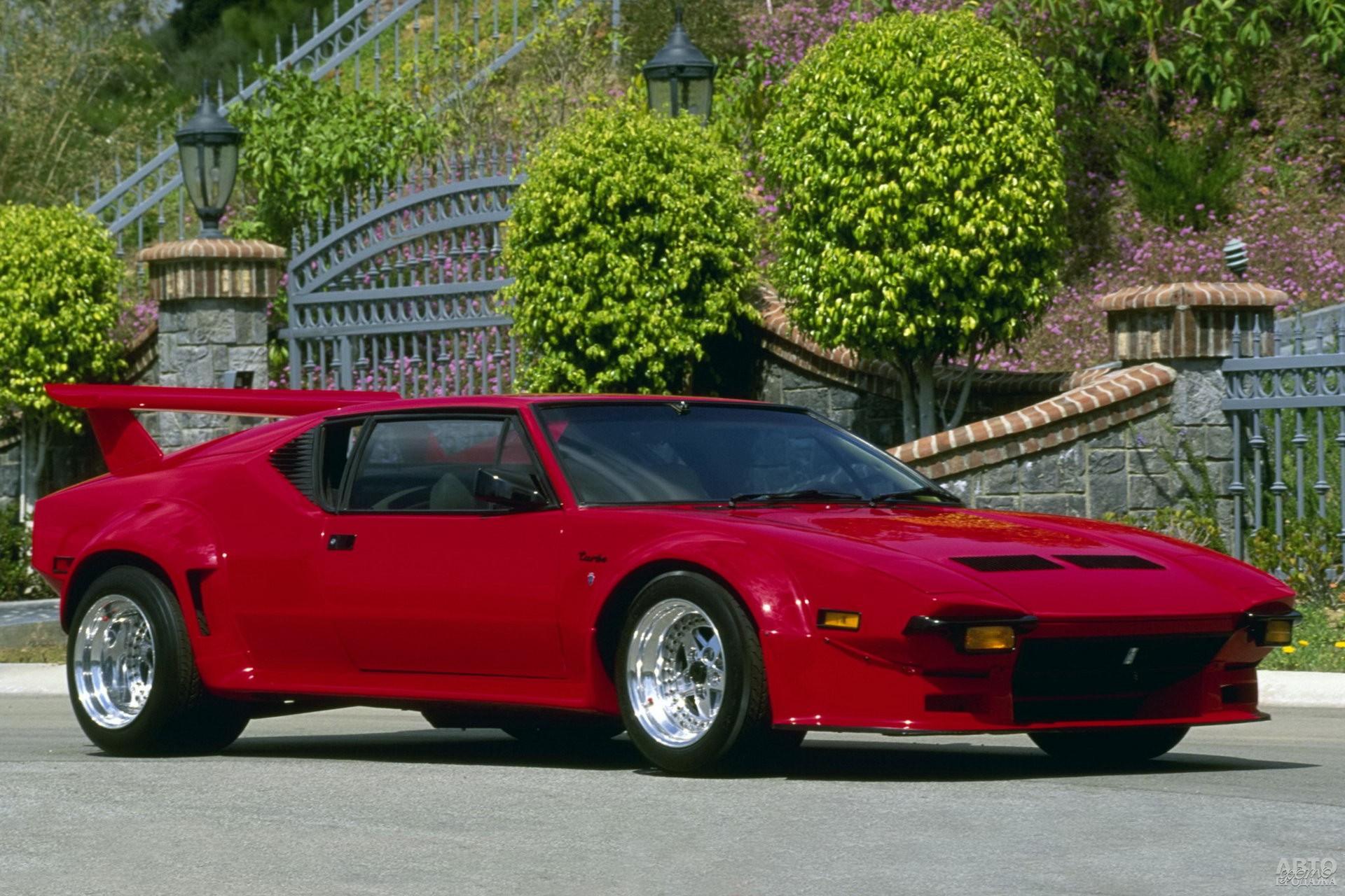 De Tomaso Pantera GT5, 1980 год