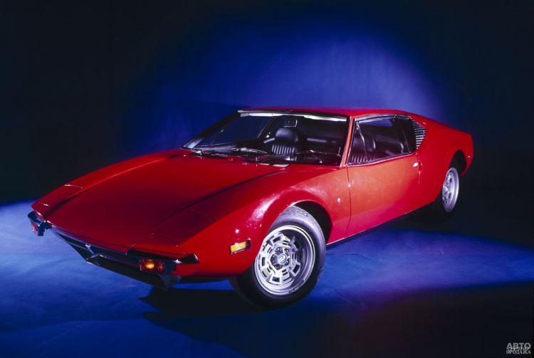Первый De Tomaso Pantera 1970 года