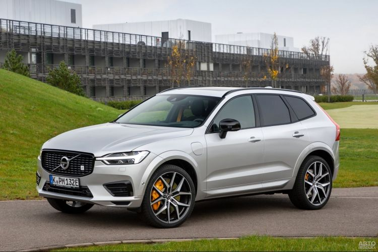 Volvo ограничили скорость всем своим моделям