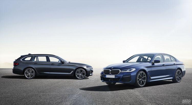 BMW 5 Series: освежение