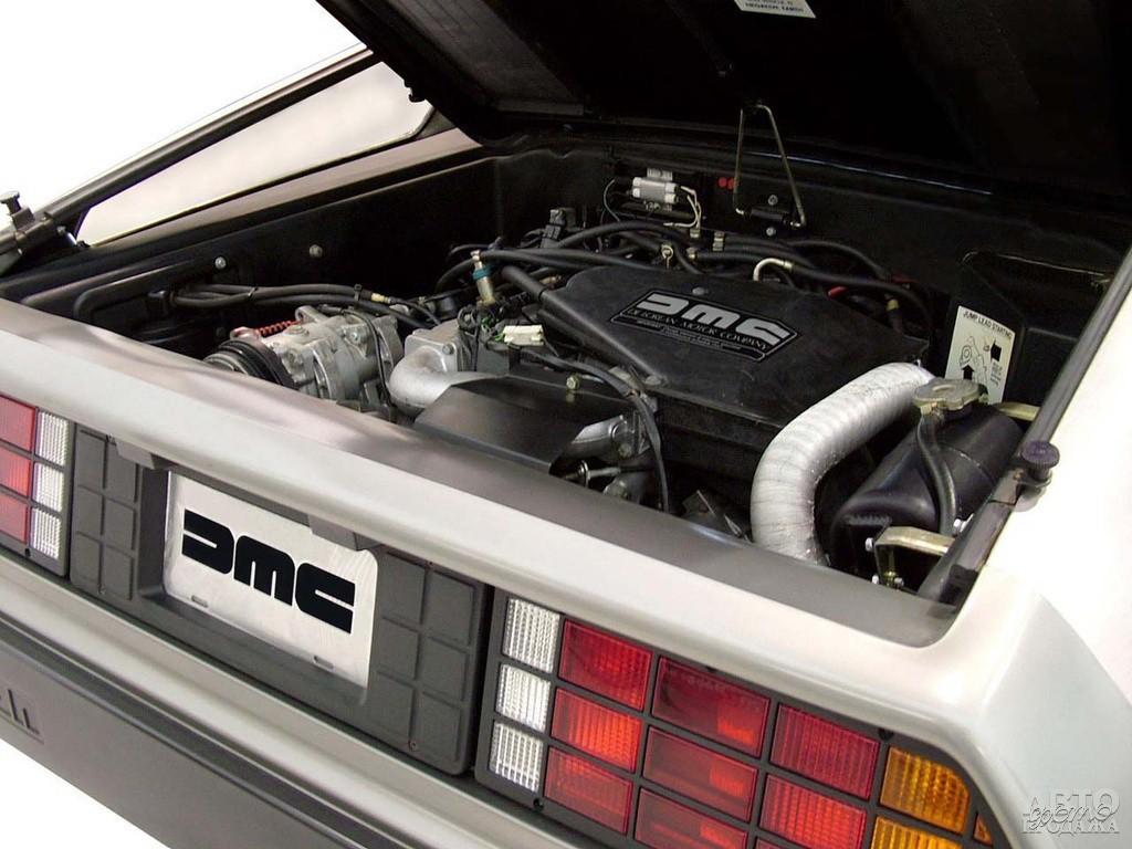 Слабый двигатель и низкое качество сборки стали причиной провала DMC12