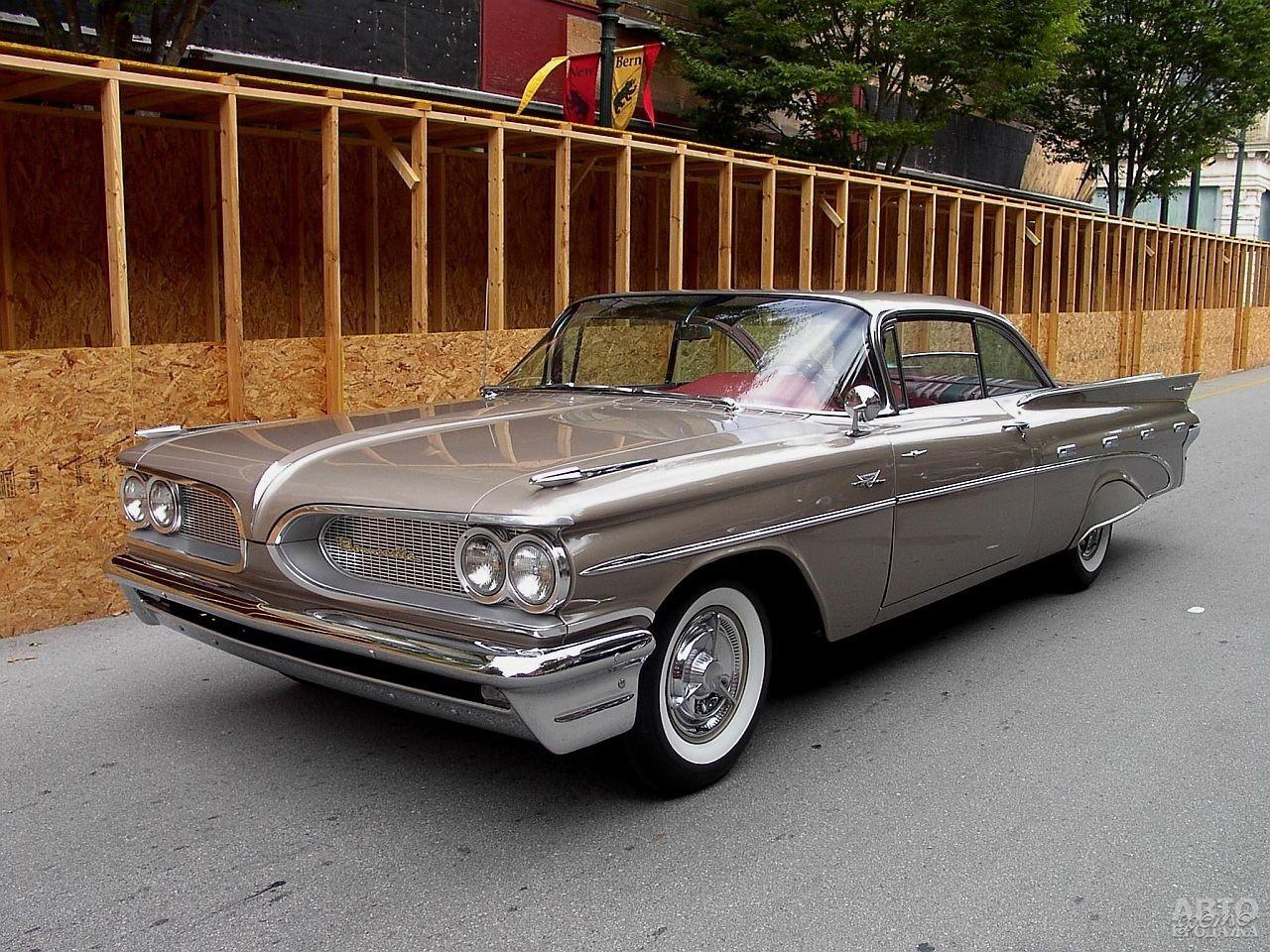 Pontiac Bonneville 1959 года