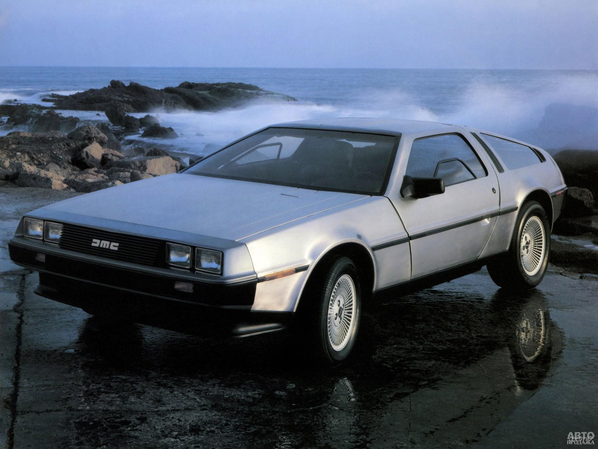 Серийный DеLorean DMC12 1981 года