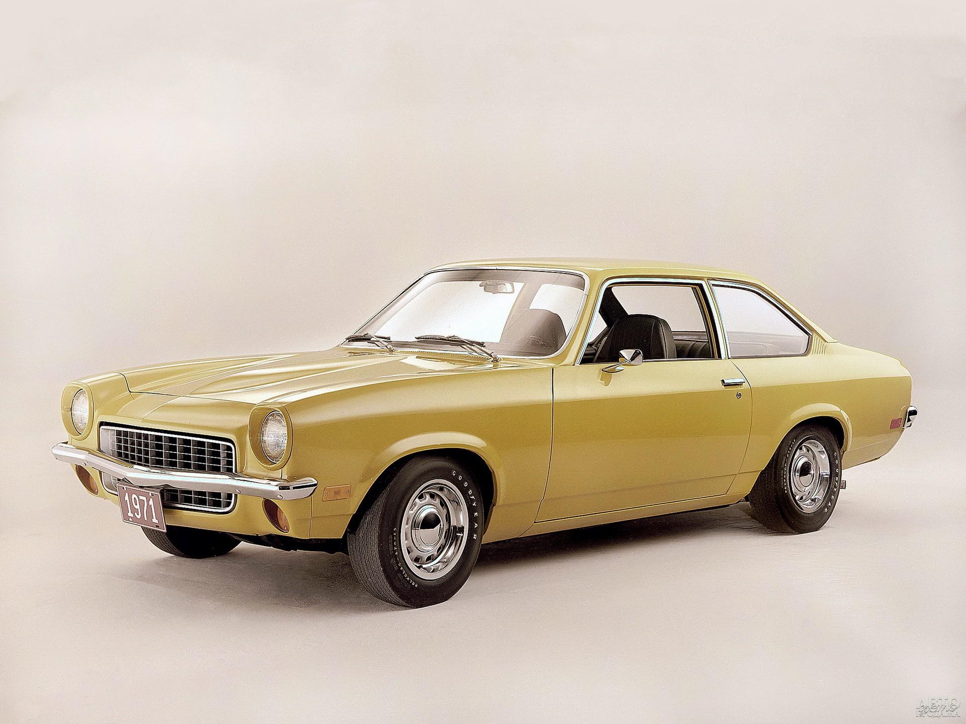 Chevrolet Vega 1971 года