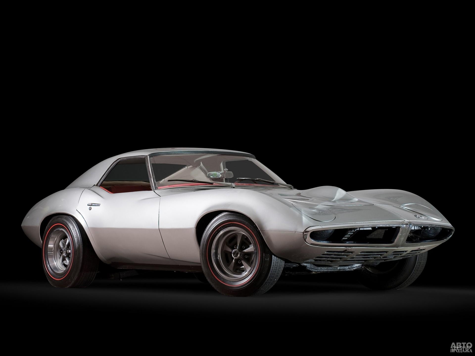 Концепт-кар Pontiac Banshee так и не стал серийным