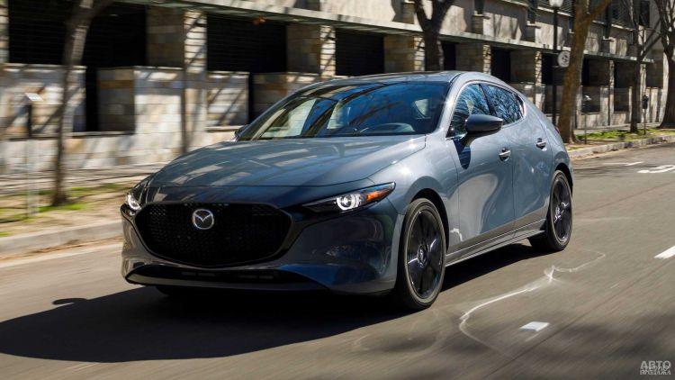 Mazda 3 получит заряженный вариант