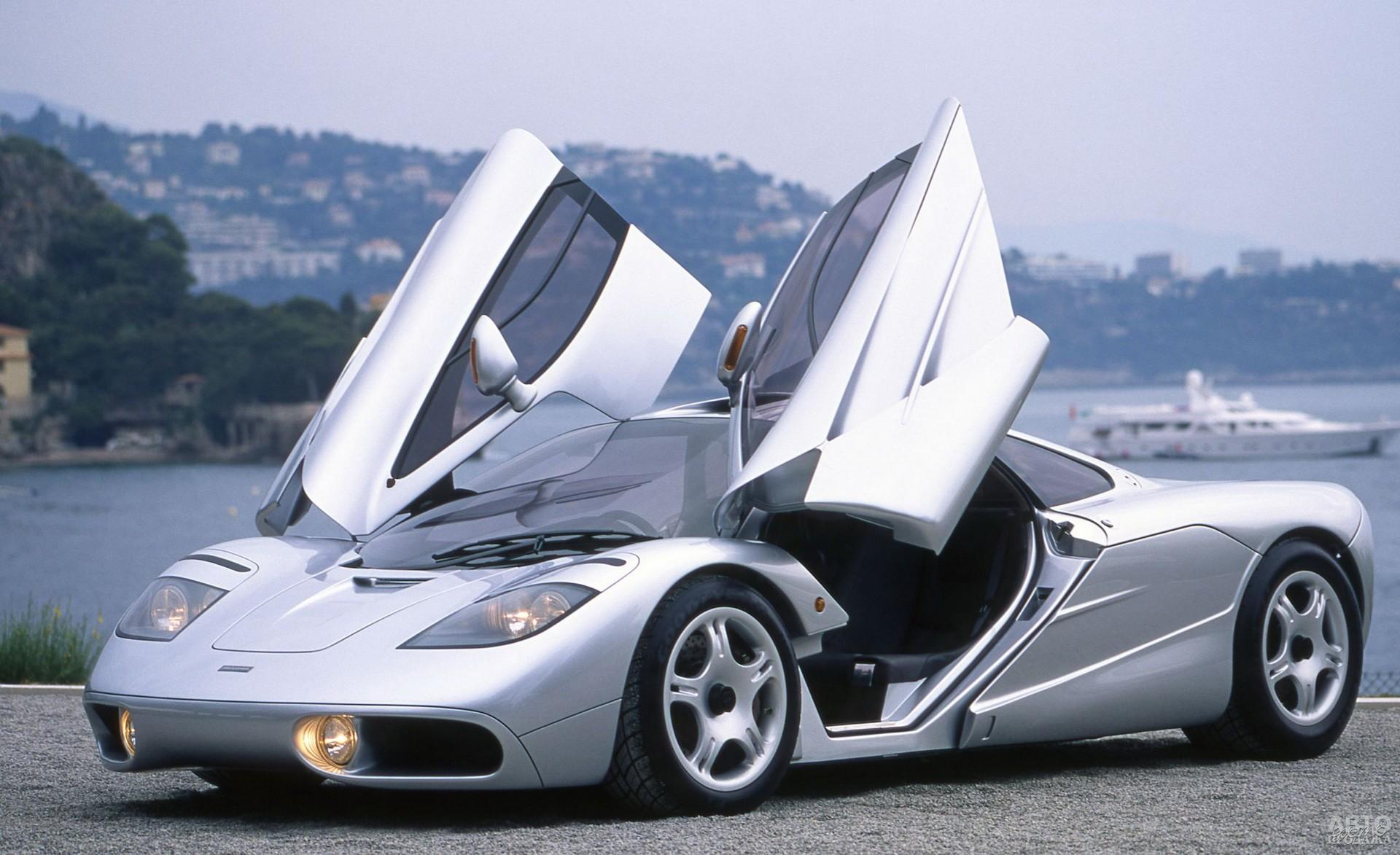 Прототип МcLaren F1 1992 года